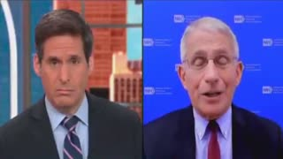 Fauci Asked What Is The Science For Denying Vaccinated Americans A Return To Travel, Can't Explain