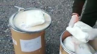 60 kilos de cocaína fueron incautados por la Policía de Bucaramanga