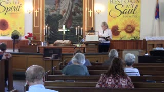 Sunday Service for June 6, 2021