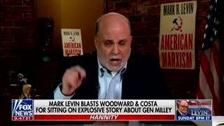 Mark Levin Goes ALL IN On Accused Traitor General Milley