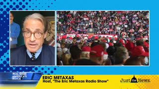 """Eric Metaxas says, """"I do think Trump will be inaugurated."""""""