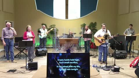 Worship service 4-25-21