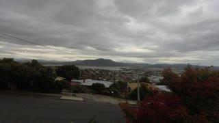 Time Lapse Over Glenorchy Tasmania 🇦🇺