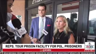 Members of Congress Denied Access to DC Correctional Facility