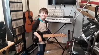 Jammin' with my Son! (Guitar Lesson)
