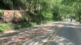 Video avalancha vía Bucaramanga - Bogotá