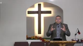 Pastor Marco Martinez November 15 2020