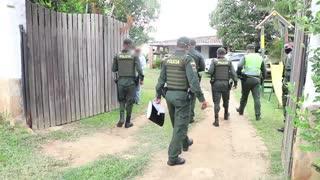 Policía suspendió fiesta en finca de recreo de Lebrija.