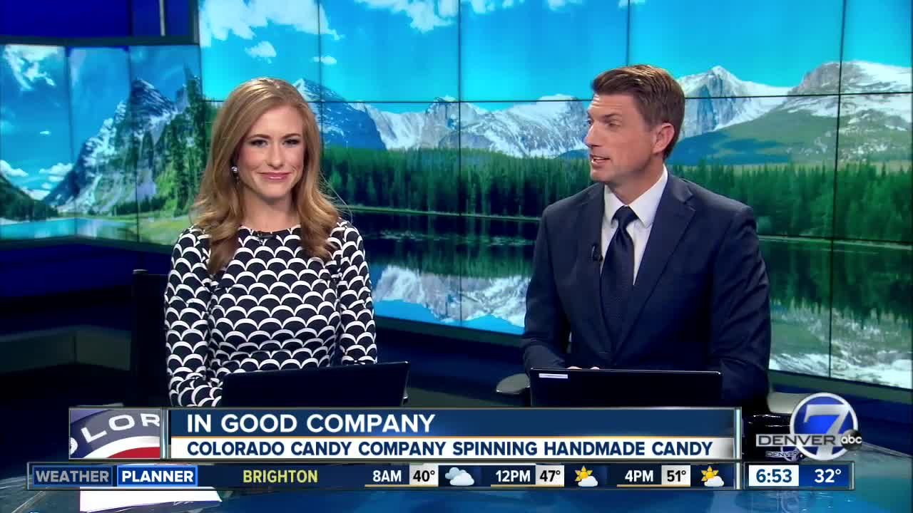 Fort Collins' Colorado Candy Company churns out holiday treats with a nostalgic twist