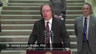 Dr. James Lyons Weiler on Vaccines