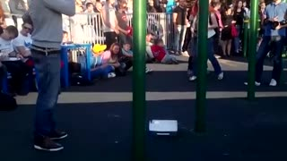 Young Disabled Man Wins Street Workout Competition