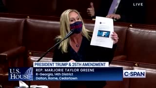 Marjorie Taylor Greene Exposes Democrat Hypocrisy!