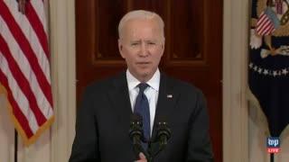 "Joe Biden's Brain CRASHES - Calls Prime Minister Netanyahu ""President"" During Press Conference"