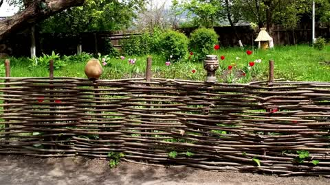 Beautiful Fences - Forged- Wooden- from the grid- Brick- Corrugated