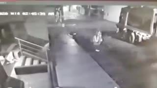 Agresión recolectores habitante de calle