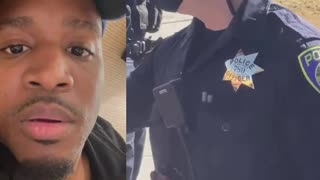 This Man Won't Let the Police DO THEIR JOB. Why Doesn't He Attack the Parents Instead?