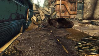 Dogmeat is a really smart dog (Possibly funny)