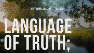 Language of Truth;