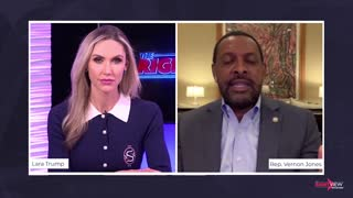 WATCH: The Right View with Lara Trump and Rep. Vernon Jones!