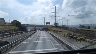 Riding the Double Decker ETN Bus to Morelia, Mexico