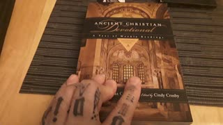 Justin Suvoy- Ancient Christian Devotional