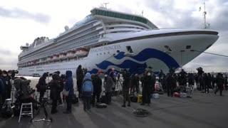 Pesadilla en crucero: 20 personas portan Coronavirus