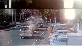 Accidente dejó un muerto y un herido en Bucaramanga