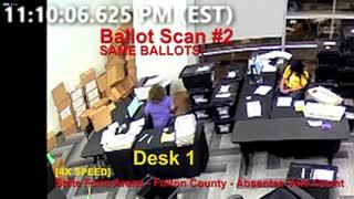 BOMBSHELL VIDEO FOOTAGE! Voter Fraud Georgia Senate Hearing 12_30_2020