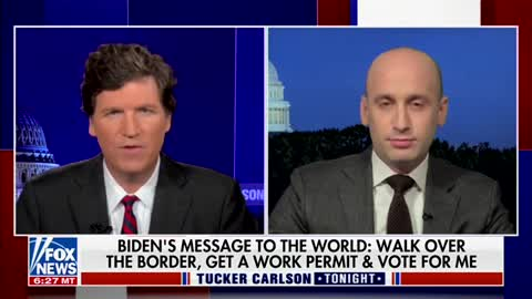 Stephen Miller on Tucker Carlson - An Inside Attack On Our Democracy