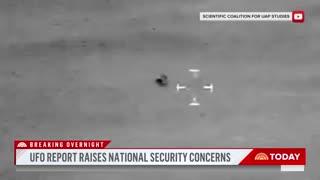 UFO Report Raises National Security Concerns