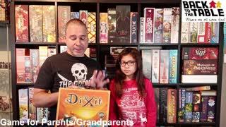 Favorite Games - Parents/Grandparents