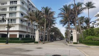 Palm Beach, Florida - video with music - February 1, 2021