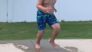 Cannon Ball slomo