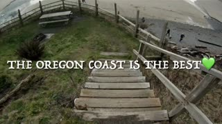 Indian Beach in Northern Oregon