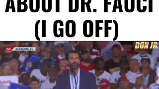 The Truth About Dr. Fauci - (I Go OFF!) D.Jr.Trump