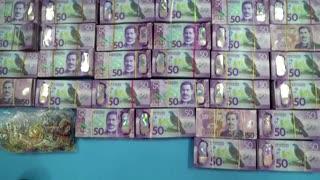 New Zealand arrests 35 in global crime crackdown