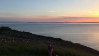 Stunning Sunset Stroll & BBQ