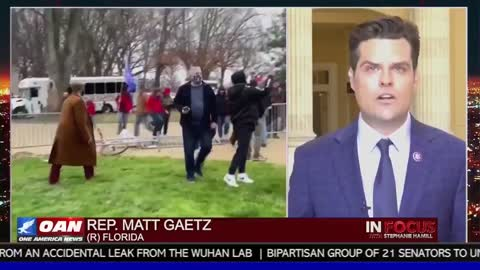 Matt Gaetz: Imagine If We Found Out Our Own Government Was Fomenting Violence on January 6th