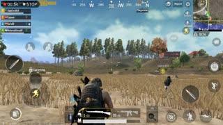 Special Swat Team In Pubg Game