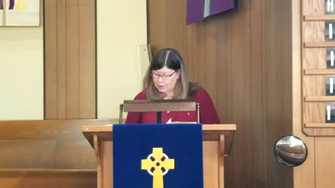 Sermon - Having the Holy Spirit - January 10, 2021