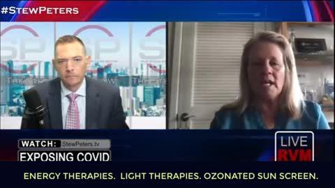 Dr Mikovitz: Kuinka luonnollisesti estää mRNA piikkiproteiineja vaurioittamasta kehoasi