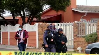 Charl Kinnear gunned down outside his home