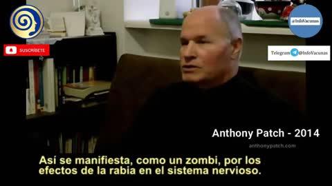 Anthony Patch - 2014 - vacunas manipulación ADN