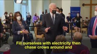 HILARIOUS: Lefty Jimmy Fallon MOCKS Joe Biden for Speaking Nonsense