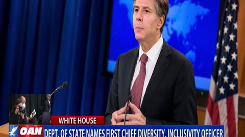Dept. of State names first Chief Diversity, Inclusivity Officer