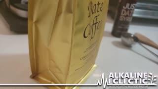 BEYOND Vegan Date Coffee Caffiene Free