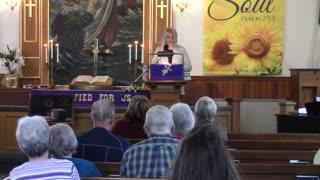 Sunday Service May 2, 2021