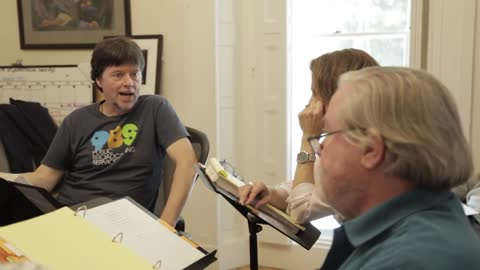 Ken Burns Shares How He Is Able to Work on Over Six Films at a Time