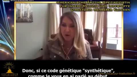 LA DR CARRIE MADEJ NOUS MET EN GARDE: LE VACCINÉ N'AURA PLUS DE DROITS HUMAINS !!!