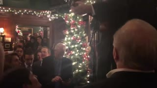 Nancy Pelosi Caught on Camera Dancing at DC Bar